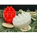 Kvapnus rankų darbo natūralus masažinis muilas (pasirinkite savo kvapą)
