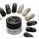 Juodas SPIDER gelis BLING 8ml