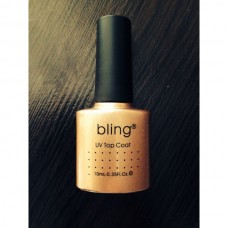 Gelinio lakavimo viršus Mini Bling (Top coat) 10ml